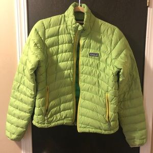 Pre owned Patagonia down jacket size small